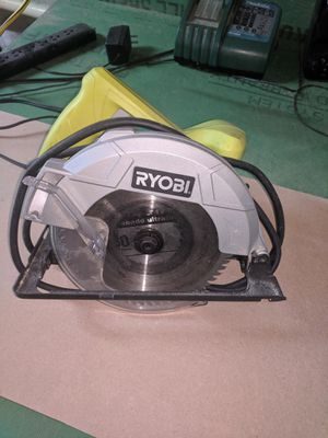 Ryobi 7-1/4 in saw for Sale in Old Town, ME