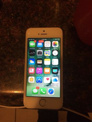 iPhone 5 unlocked to any carrier for Sale in Orlando, FL