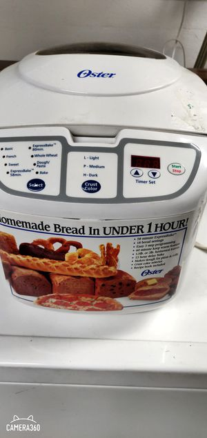 Bread Maker for Sale in Holiday, FL
