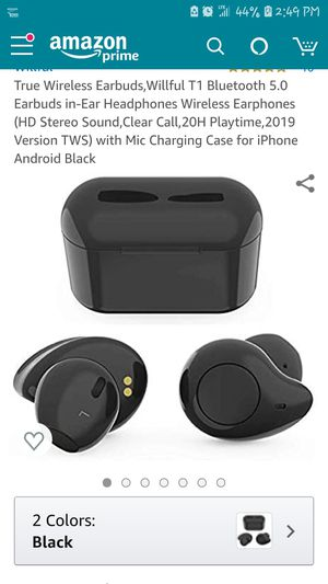 Wireless Bluetooth earbuds for Sale in Kent, WA