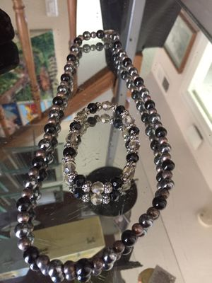 Black jewelry for Sale in Rancho Cucamonga, CA