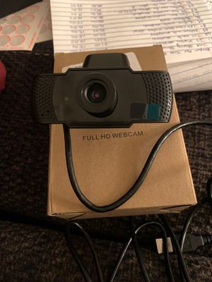 FULL HD WEBCAM for Sale in Phoenix, AZ