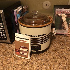 vintage crock pot for Sale in Richland Hills, TX
