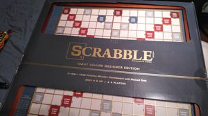GIANT SCRABBLE for Sale in Portland, OR