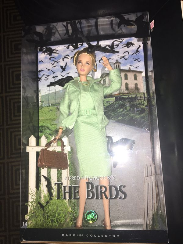 The birds collectors Barbie