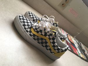 Vans 9.5 for Sale in Deal Island, MD