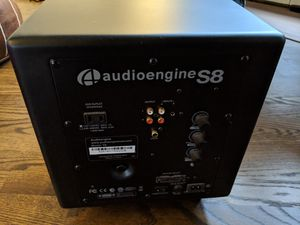 Audioengine S8 Subwoofer for Sale in Raleigh, NC