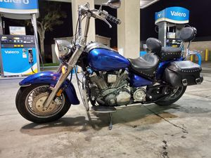 2003 YAMAHA ROADSTAR CUSTOM for Sale in Whittier, CA
