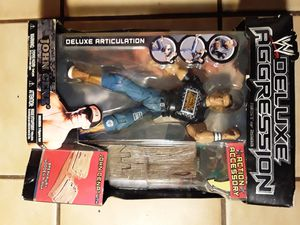 2008 John Cena collectible action figure for Sale in West Palm Beach, FL