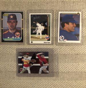 Nolan Ryan Baseball cards for Sale in El Paso, TX