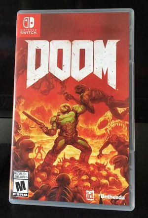 Doom Nintendo switch for Sale in El Cajon, CA