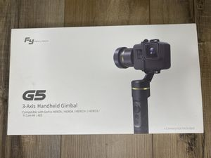 Feiyutech G5 Gimbal Stabilizer for GoPro for Sale in Westminster, CA
