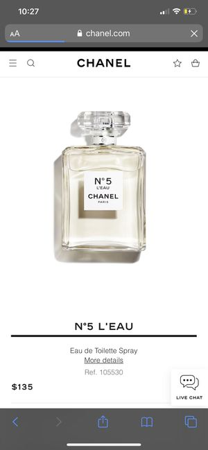 Chanel perfume for Sale in Richmond, CA
