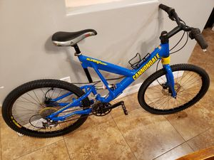 26 Cannondale Super V2000 mountain bike for Sale in Mesa, AZ