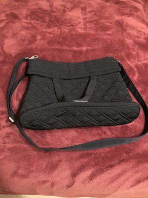 Vera Bradley- Black Crossbody Bag for Sale in Coppell, TX