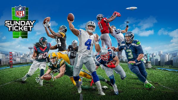NFL Sunday Ticket Max