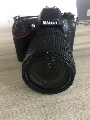 Nikon D7100, 2 Lenses and Case for Sale in Anaheim, CA