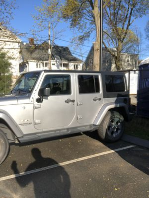 2016 Jeep Wrangler for Sale in Chelsea, MA
