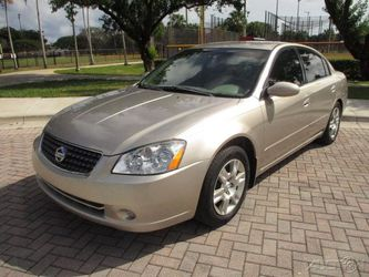 2005 Nissan Altima for Sale in Fort Lauderdale,  FL