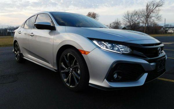 🚭Clean 2O18 Honda Civic $2.0K OBO
