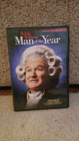 "Robin William's ""Man Of The Year"" Movie for Sale in St. Petersburg, FL"