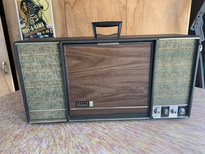 1960s Zenith Stereophonic High Fidelity Portable Record Player MCM for Sale in Rancho Cucamonga, CA