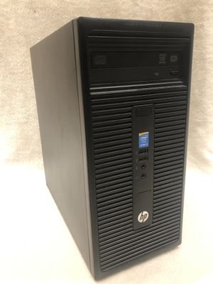 Hp computer 280g1 $110 for Sale in Homestead, FL