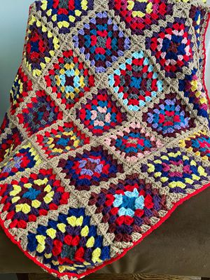 Handmade throw blanket afghans, can be made in any colors or size for Sale in Haymarket, VA