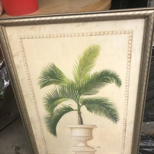 Beautiful Plant Framed Art for Sale in Montgomery, AL