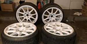 Ambit wheels rims 5x114 18s 5 lug 5x114.3 for Sale in Ontario, CA