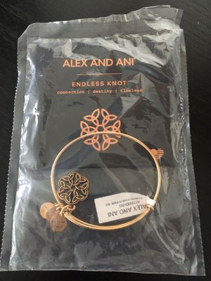 NEW ALEX AND ANI GOLD BRACELET for Sale in Oceanside, NY