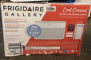 Frigidaire 6000 BTU window air conditioner ac unit with WIFI for Sale in Houston, TX