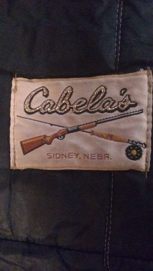 Cabela's, Carhartt , insulated gear for Sale in Milan, IL