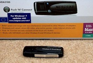 NETGEAR WiFi Adapter/Extender for Sale in Alexandria, VA
