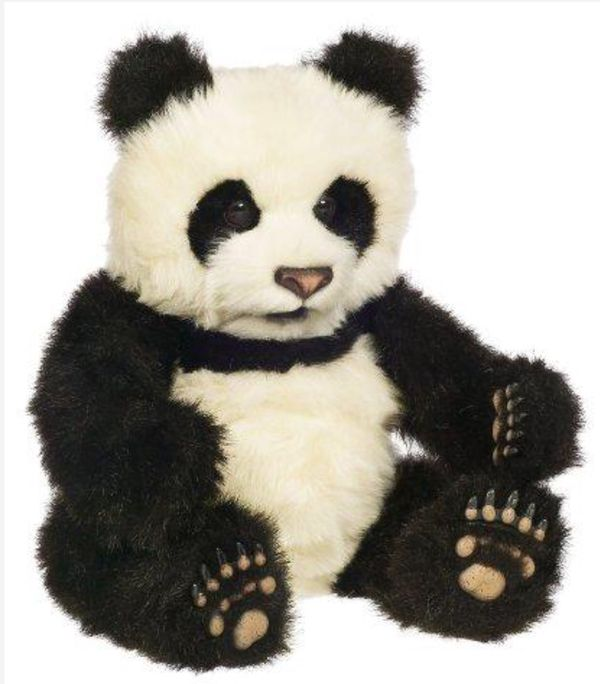 Furreal Friends Luv Club Animated Panda in Excellent Condition