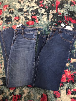 Abercrombie size 9 & 10 for Sale in Brewer, ME