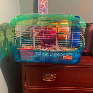 Hamster Cage for Sale in Bloomington, IL