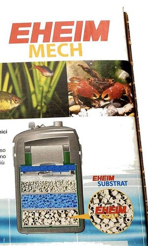 Eheim Biological Filtration Media for canister Sump aquaponics for Sale in Vancouver, WA