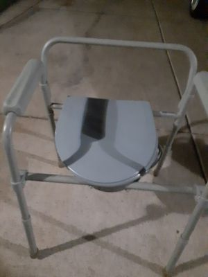 commode chair for Sale in Stockton, CA
