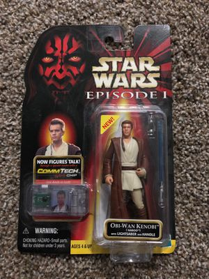 Obi Wan Kenobi collectible action figure for Sale in Tukwila, WA