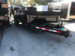 2020 BRAND NEW PU 16x83 DUMP TRAILER *100% APPROVAL NO CREDIT CHECK* for Sale in Lewisville, TX