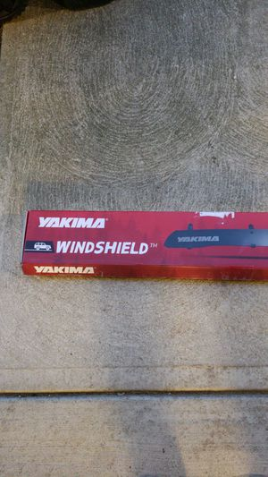 "Yakima 34"" windshield retails $120 buy $50 for Sale in Parma, OH"