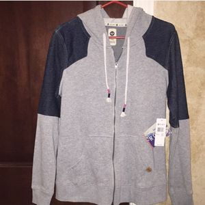 Brand NEW Roxy zip up hoodie! Large for Sale in Escondido, CA
