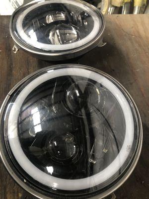 wrangler headlights for Sale in Houston, TX