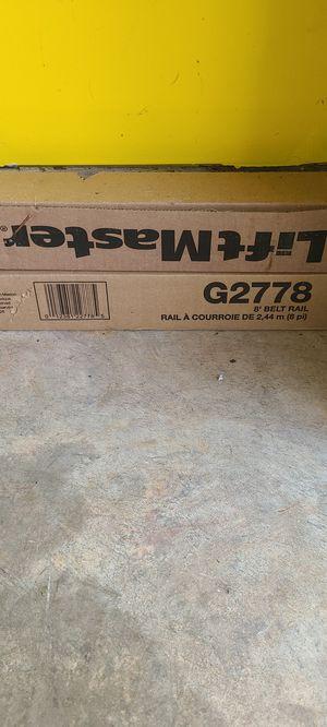 8' belt rail for garage door for Sale in Murfreesboro, TN