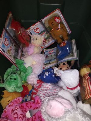Rare beanie babies for Sale in Lugoff, SC