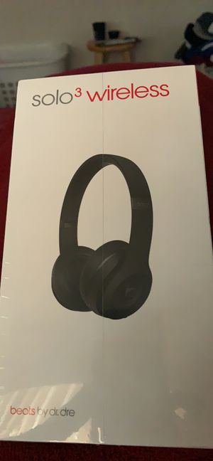 Beats solo 3 by Dre for Sale in Las Vegas, NV