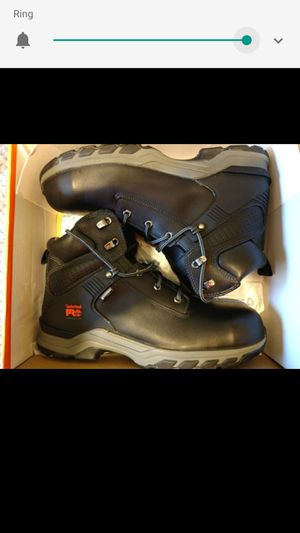 Timberland Pro Steel Toe Boots Size 11.5 (Brand New) for Sale in Oxon Hill, MD