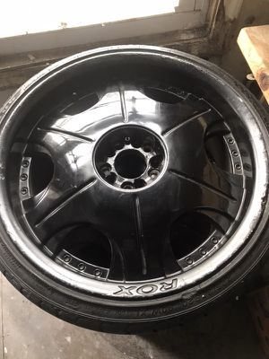 20 Inch Black Rims for Sale in Washington, DC