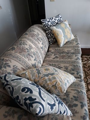 Couch and bed for Sale in High Point, NC